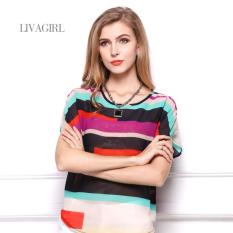 Berapa Harga Baju Atasan Wanita Blouse Summer Import Liva G*rl Di Banten