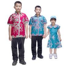 Baju Batik Anak Laki Atau Perempuan