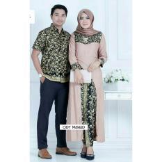Diskon Batik Couple Batik Sarimbit Princess Couple Latte Batik Di Di Yogyakarta