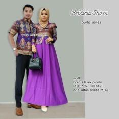 TERMURAH – Baju Batik Couple - Kebaya Couple Modern - Couple Batik – Batik  Sarimbit - c41b5c28c8