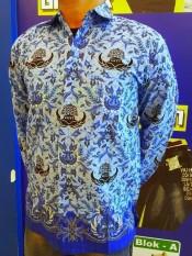 Baju Batik KORPRI Pria/ Seragam Batik PNS / Kemeja Batik Guru PNS PGRI/ Batik Dinas PNS