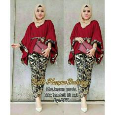 Batik wanita modern - Batik pesta - Ranaya Fashion