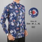 Ulasan Lengkap Tentang Baju Batik Modern Kemeja Pria Slim Fit 8447