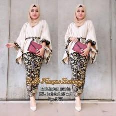 Ini Harga Model Baju Atasan Wanita Bahan Batik Modern 2018-2019 ... 3ec1c47314