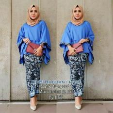 Baju Batik Wanita Rabbani Pita