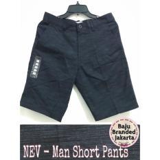 Baju Branded Murah Nevada Man Short Pants Celana Branded Pria Murah - 5B7D93