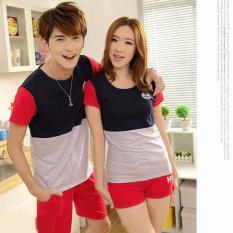 Baju Couple Kaos Couple Baju Pasangan Soulmate Sailor Kombinasi