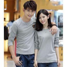 Baju Couple  Kaos Couple Lengan Panjang  Baju Kaos Kapel  Pakaian Pasangan