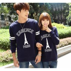 Baju Couple  Kaos Couple Lengan Panjang  Baju Kaos Kapel  Pakaian Pasangan ( Coupel / Capel / Copel / Kembaran )