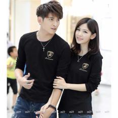 Baju Couple Lengan Panjang / Kaos pasangan / Kopel