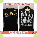 Review Terbaik Baju Distro Drag Racing Rx King Mahkota Combed