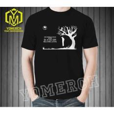 Baju / Distro / Kaos Payung Teduh Import Quality Yomerch (Must Have) - E76D97