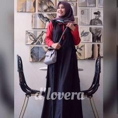 Baju Dress Andien - Black