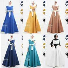 Baju Gamis Belleza Dress Ori Shofiya Longdress
