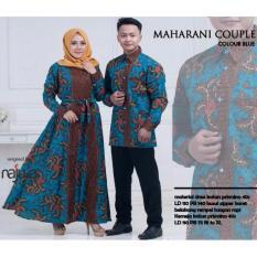 Baju Gamis Maharani Couple Ori Najwa Longdress