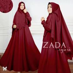 Katalog Baju Gamis Muslim Syari Fashionable Ss Gamis Zada Syar I Terbaru