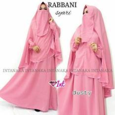 Baju Gamis Muslimah Rabani syari