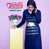 Jual Baju Hamil Maxi Dress Momoty Ori Multi Original