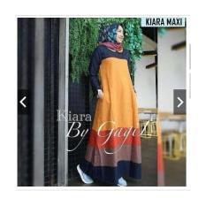 KIARA Dress By Nasywa Baju Wanita Gamis Terlaris