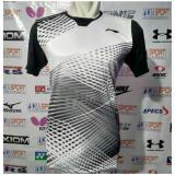 Harga Baju Jersey Kaos Badminton Tenis Meja Lining 236 Murah Obral Diskon Jual Pakaian Olahraga Bulutangkis Pingpong Adha Sport Store Origin