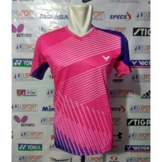 Model Baju Jersey Kaos Badminton Victor 225 Murah Obral Diskon Jual Pakaian Olahraga Bulutangkis Adha Sport Store Terbaru