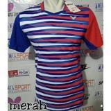 Situs Review Baju Jersey Kaos Badminton Victor 253 Murah Obral Sale Diskon Jual Pakaian Olahraga Bulutangkis Adha Sport