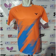 Model Baju Jersey Kaos Badminton Victor 261 Murah Obral Sale Diskon Jual Pakaian Olahraga Bulutangkis Adha Sport Terbaru