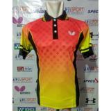 Harga Baju Jersey Kaos Tenis Meja Butterfly 241 Murah Obral Diskon Jual Pakaian Olahraga Tenis Meja Adha Sport Store Original