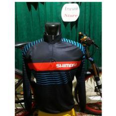 Spesifikasi Baju Jersey Sepeda Shimano Lengan Panjang Yang Bagus Dan Murah