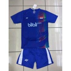 Model Baju Kaos Badminton Stelan Dewasa Yonex Y 25 Terbaru