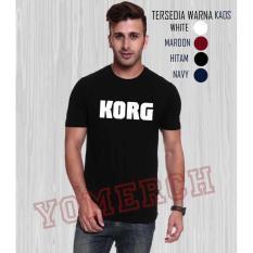 Baju Kaos Korg (Must Have) Yomerch - Aeee97
