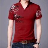 Harga Baju Kaos Pria Lengan Pendek Kombi Sablon Dan Spesifikasinya