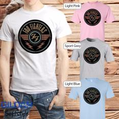Diskon Besarbaju Kaos T Shirt Band Merchandise Foo Fighter 15