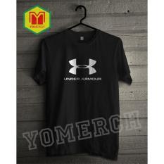 Baju / Kaos Under Armour Simple Keren (Must Buy) Yomerch - 7956C3
