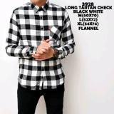 Spesifikasi Baju Kemeja Flanel Pria Kotak Kerja Yang Bagus