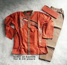 Baju Koko Anak Al Hamid Murah