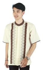 Baju Koko Atasan Pria Branded Original Motif Trendy Ker Murah