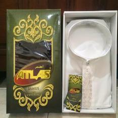 Baju Koko Atlas Bamus Universal - Putih - Uk M