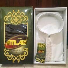Baju Koko Atlas Bamus Universal Warna Putih Ukuran XL