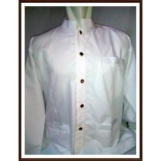 Baju Koko Jasco Putih (Model Jas Koko ) - C7e3ea