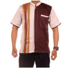 baju koko kombinasi lengan pendek JB Sopal Raden3