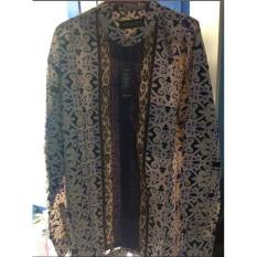 Baju Koko Lengan Panjang Merk Al Hamid