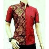 Jual Baju Koko Muslim Exclusive Prodo Merah Termurah