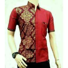 Harga Baju Koko Muslim Exclusive Prodo Merah Yang Murah