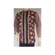 Baju Koko Muslim Madani Panjang MM991