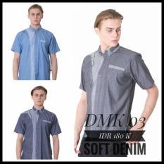 Baju Koko Premium Ukhuwah DMK03