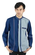 Baju Koko Pria Branded Original Bandung Lengan Panjang Limited