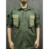 Beli Baju Lapangan Kemeja Gunung Pria Tactical Outdoor Fashion Army Tactical Blackhawk Online