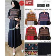 Baju Lebaran / Gamis Remaja / Dress Remaja Trendy / Dress Muslimah - E7hxmo