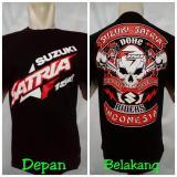 Spesifikasi Baju Motor Kaos Satria F Satria Fu 150 Bonus Stiker Yang Bagus